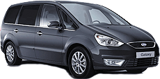 Leiebil Alicante Flyplass (El Altet) Ford Galaxy